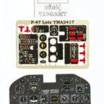 YMA2417 P-47 Late