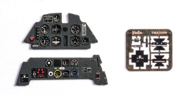 YMA3209 Me 109 E det