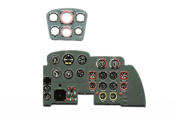YMA3211 Me 262A det