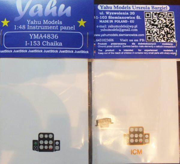 YMA4836 I-153 etyk