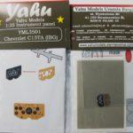 YML3501 Chevrolet C15ST etyk 2