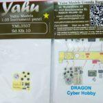 YML3507 Sd.Kfz 10 etyk