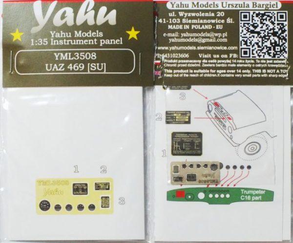YML3508 UAZ 469 SU