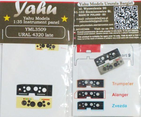 YML3509 URAL 4320 etyk