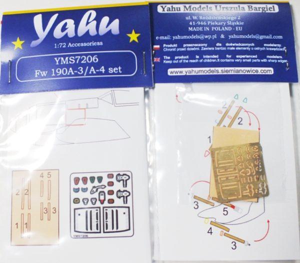 YMS7206 Fw-190A3A4 etyk