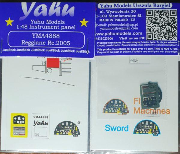 YMA4888 Re 2005 etyk