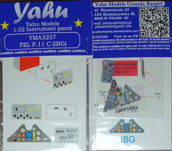 YMA3257 P11C etyk