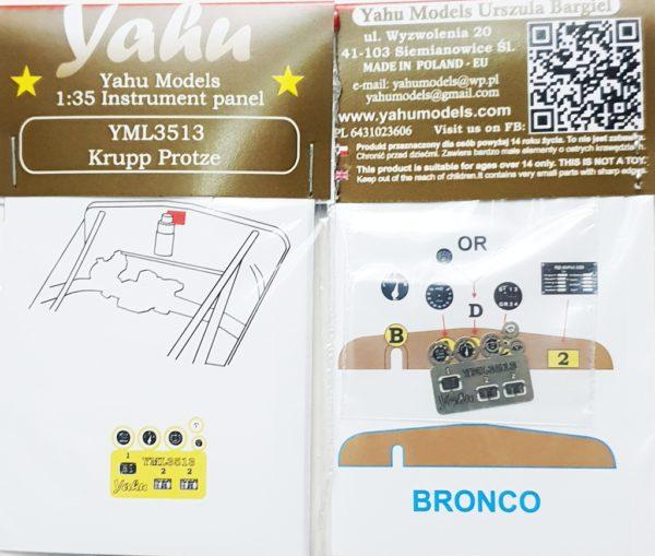 YML3513 Krupp Protze etyk