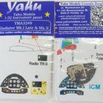 YMA3249 Glad II etyk