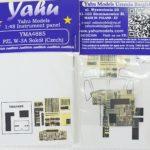 YMA4885 W-3 Czech etyk