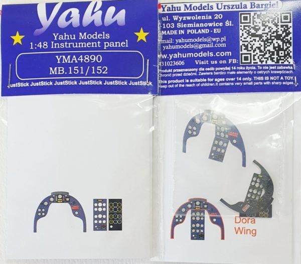 YMA4890 MB 152 etyk