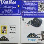 YMA3264 PT-17 Kaydet etyk